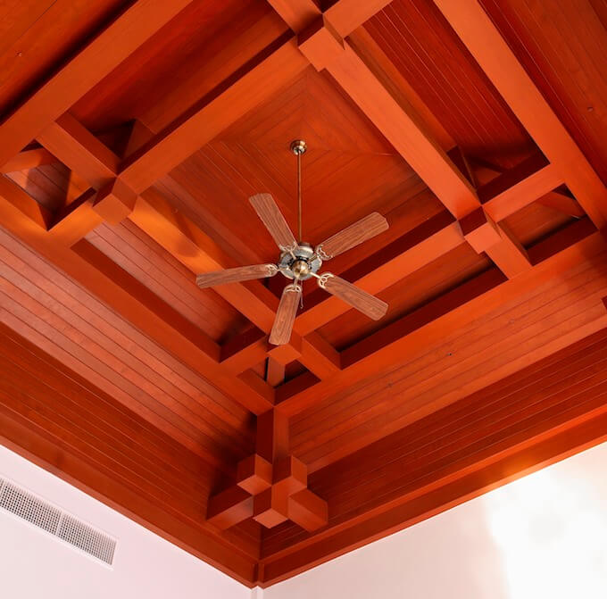 What Are Ceiling Covers