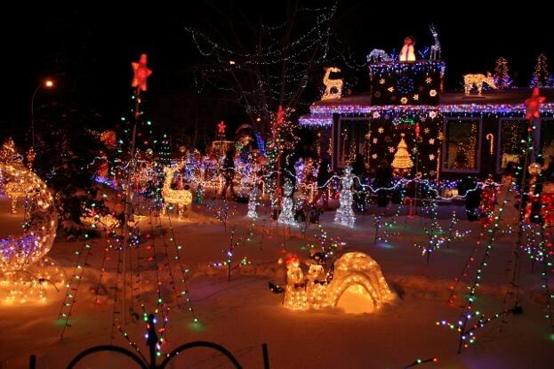 Holiday Lights Galore