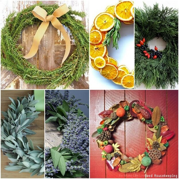 Scented Wreaths