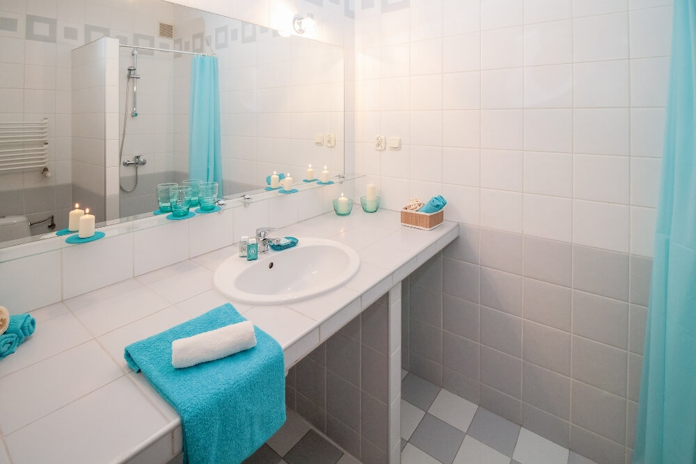 Bathroom Air Purifier