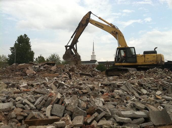 Demolition or Deconstruction