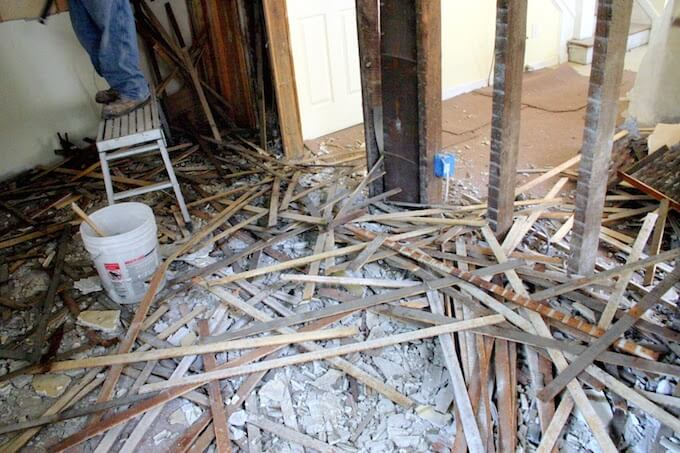 Is the House or Room Worth Salvaging