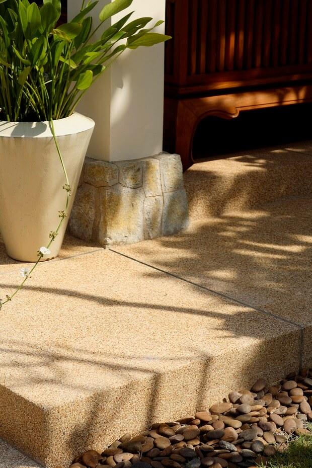 Pebble Concrete