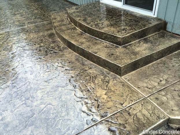 Decorative Cement Slabs : Concrete slab costs types calculator