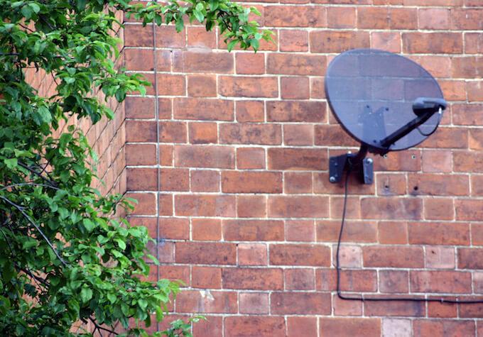 Common Satellite Dish Problems