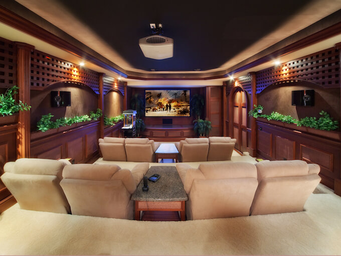 2017 home theater accessories repair costs