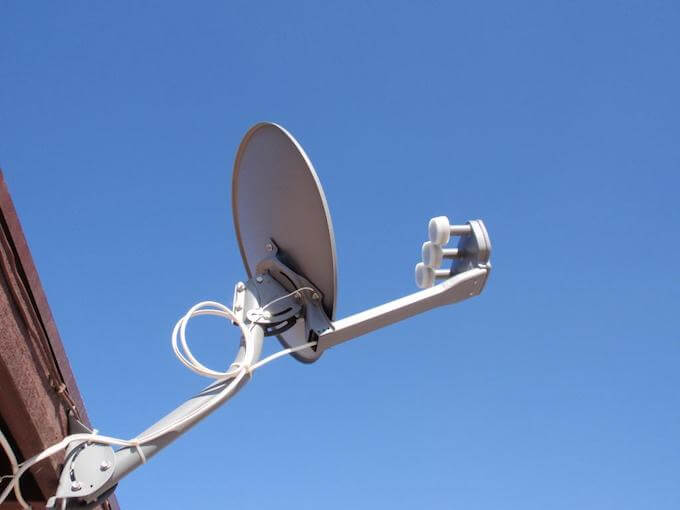 How To Fix A Satellite Dish