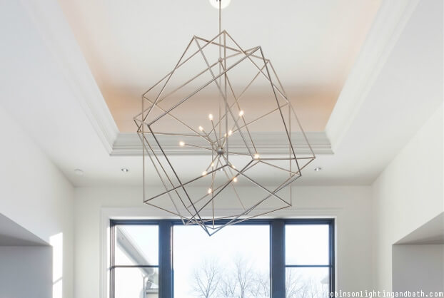 Statement Light Fixture