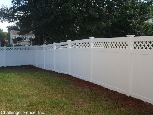 wood fencing costs how much does a wood fence cost. Black Bedroom Furniture Sets. Home Design Ideas