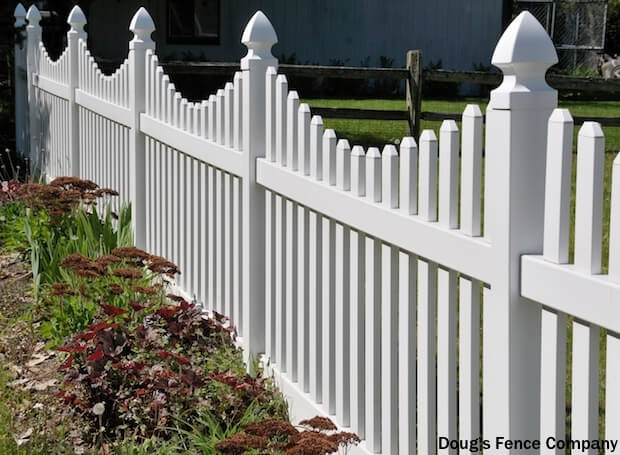 9 fencing types how to choose the right type of fence for Types of fences