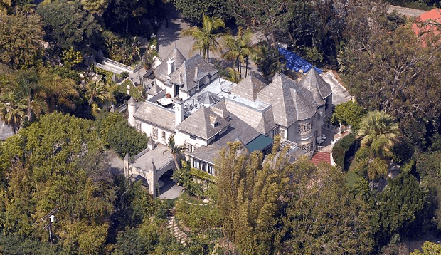 Johnny Depp's Home