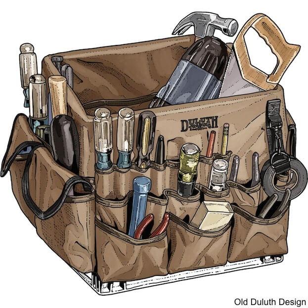 Older Duluth Bag