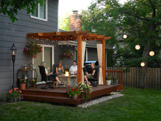 Back Porch Ideas 5 back porch ideas & designs for small homes