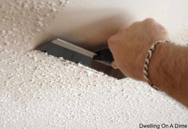 Remove Popcorn Ceilings