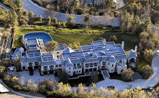 Tom Brady & Gisele Bundchen Home