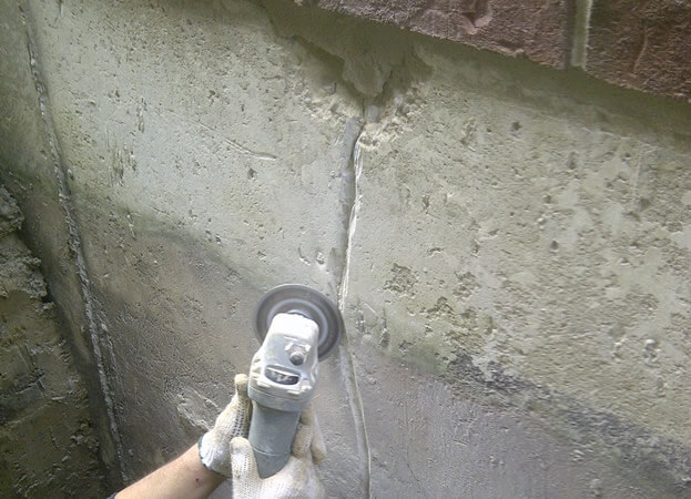 Foundation cracks when to start worrying for What temperature to pour concrete outside