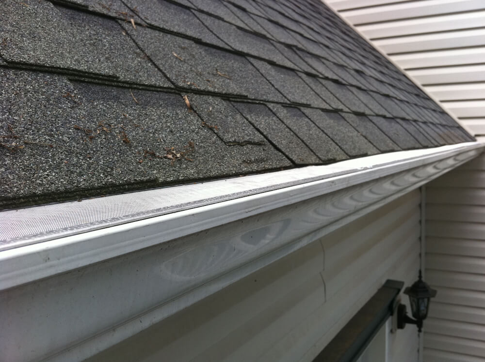 How much is gutter installation