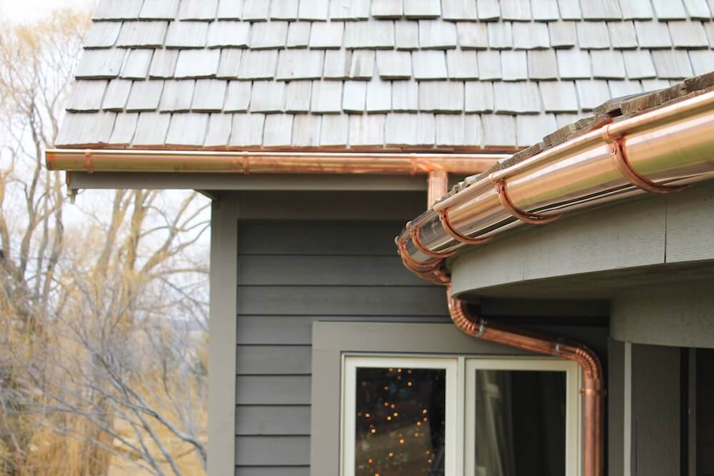2017 gutter installation cost gutter replacement cost for New gutters