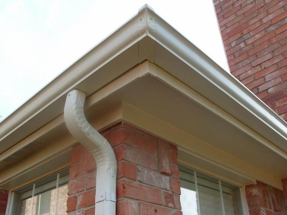 2017 Gutter Installation Cost Gutter Replacement Cost
