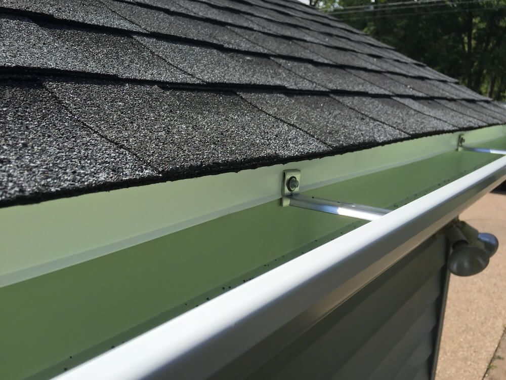 2017 Gutter Installation Cost Gutter Replacement Cost