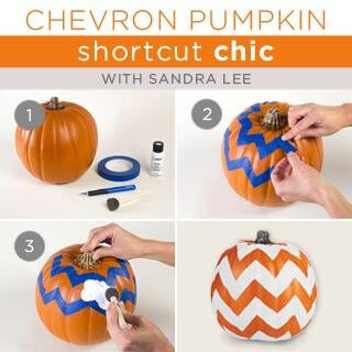 Clever Pumpkin Painting