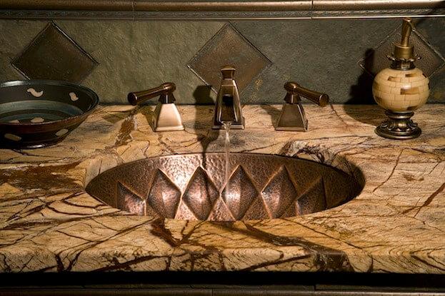 Stamped Sink