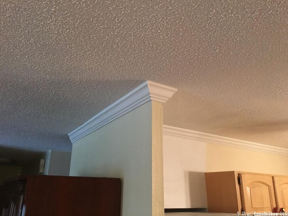 Popcorn Ceiling Asbestos : What is asbestos testing removal