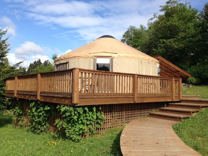 2017 yurt cost how much does a yurt cost yurt prices for How much would building a house cost