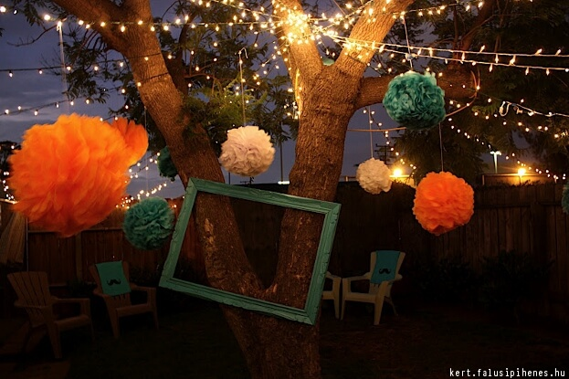 Evening Party Decor