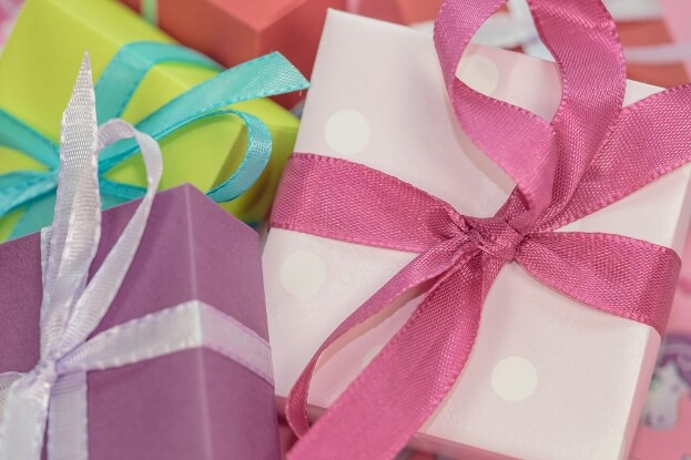 Gifts With Bows