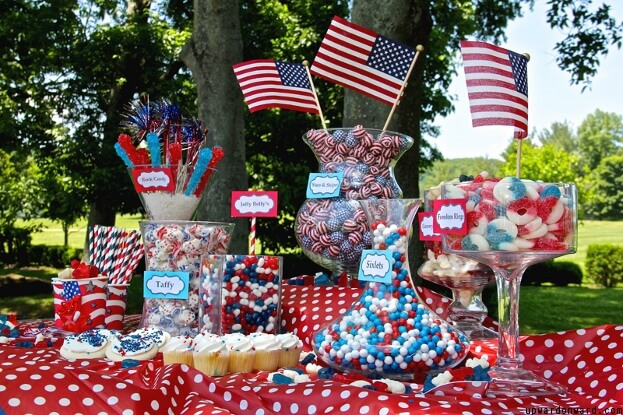 July 4 Celebration Ideas