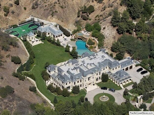 Mark Wahlberg's Mansion