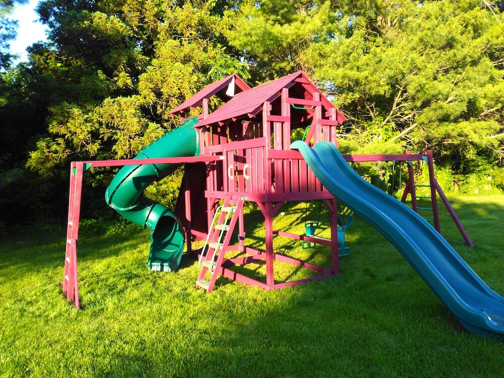 Common Repairs For Outdoor Play Equipment