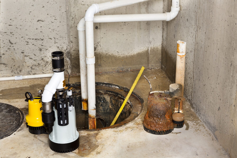 2017 sump pump cost sump pump prices sump pump installers