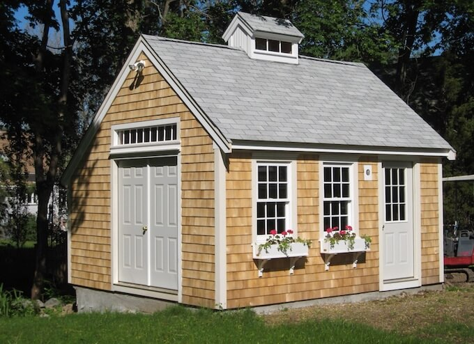 Barn, Shed Or Playhouse Repair Cost Factors