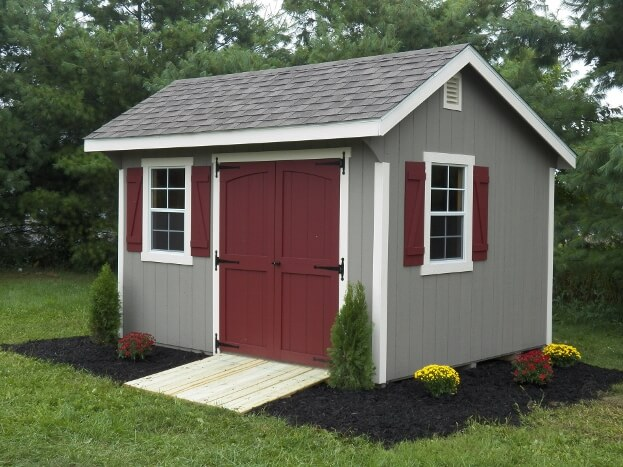 Beautiful  Tool Shed