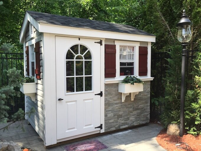 How To Build A Shed, Barn Or Playhouse
