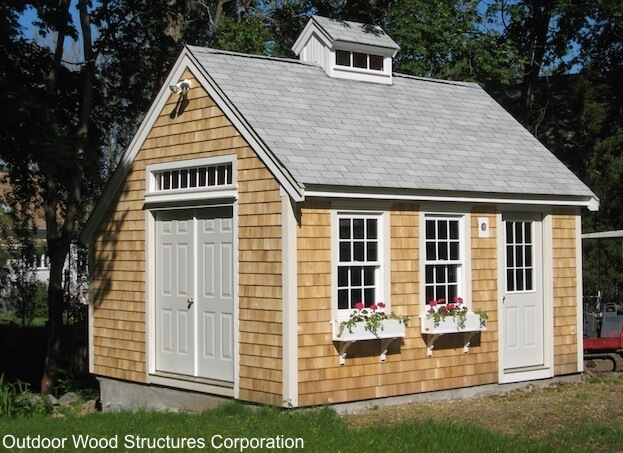 outdoor storage sheds the perfect solution to little storage