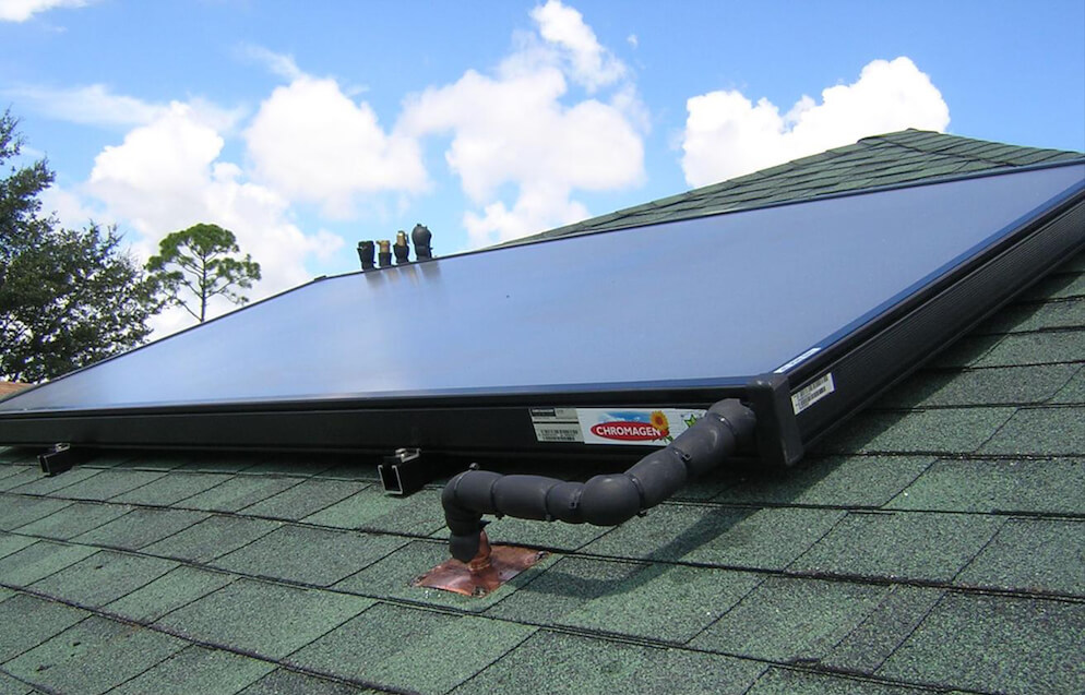 Cost Savings For Solar Water Heaters