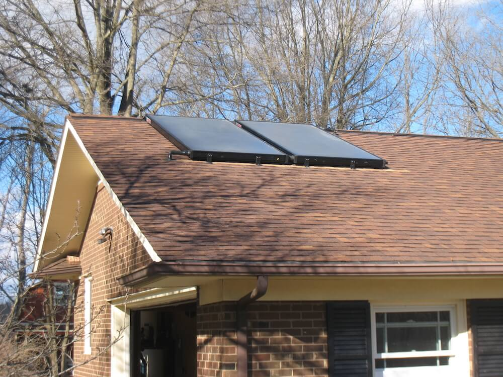 How Solar Water Heaters Work