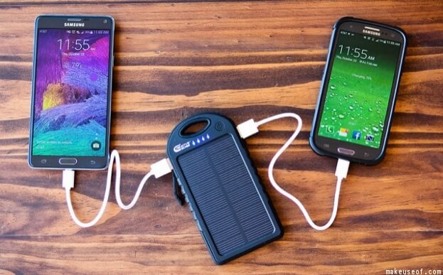 Solar Device Chargers
