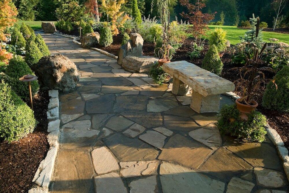 Flagstone Walkway Installation Cost