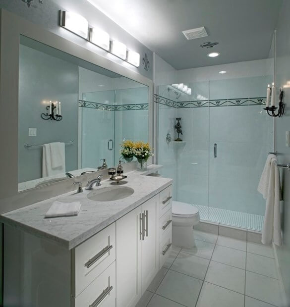 Guide to bathroom remodeling return on investment for Bathroom remodel return on investment
