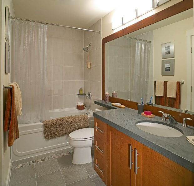 6 diy bathroom remodel ideas diy bathroom renovation for Bath remodel ideas