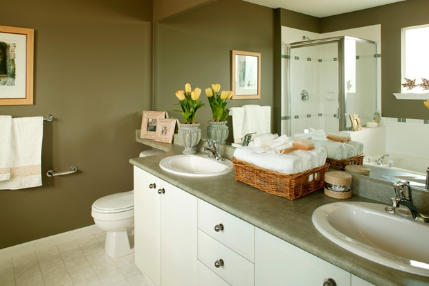 Double Bathroom Vanity Design Ideas
