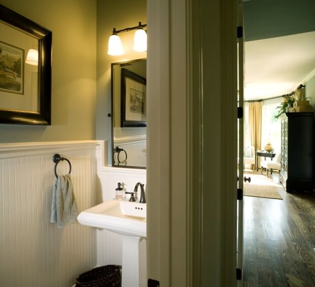 powder room dcor that will impress your guests - Powder Room Decor