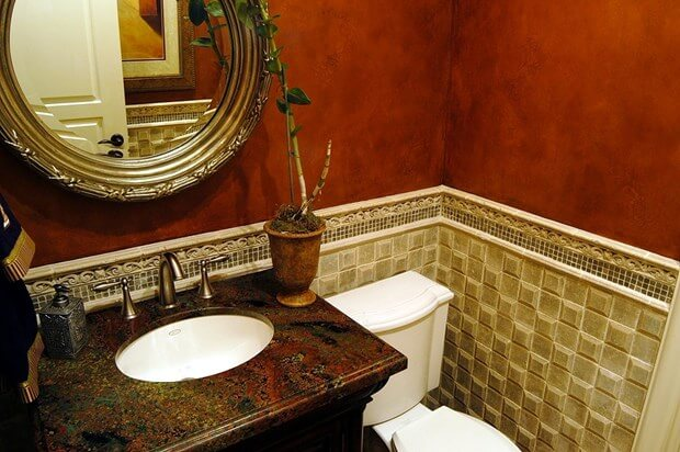 Big Ideas For Small Bathrooms Interior Design