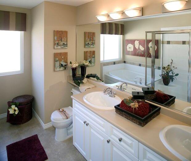 7 DIY Bathroom Décor Ideas