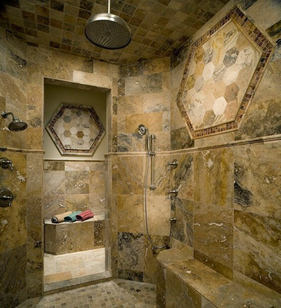 11 Shower Heads For Your Master Bathroom Rainfall Shower