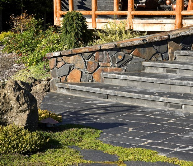Slate Pavers Cost & Benefits